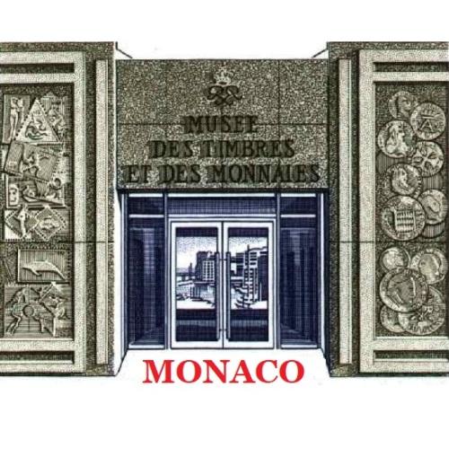 Musu00e9e des timbres et des monnaies de Monaco