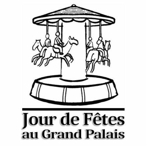 Jour de Fu00eate au Grand Palais