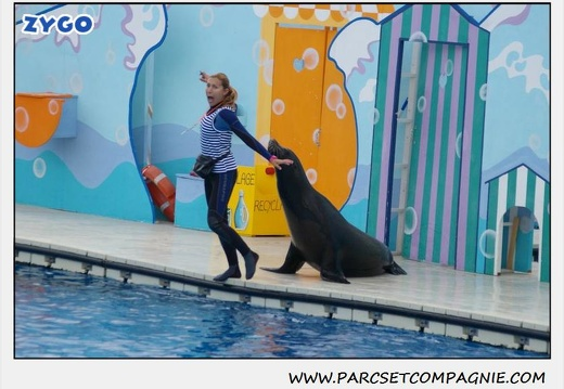 Marineland - Otaries - Fun Show