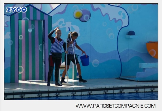 Marineland - Otaries - Spectacle - 4313