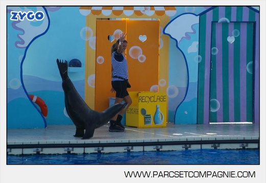 Marineland - Otaries - Spectacle - 4321
