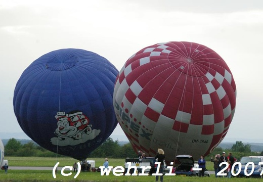 Mondial Air Ballons - Edition 2007