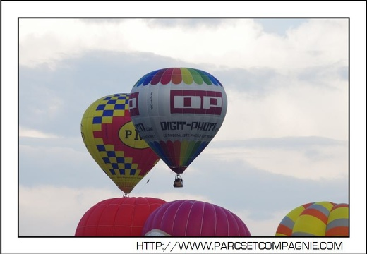 Mondial Air Ballons - Edition 2011